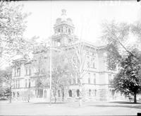Michigan; Cities; . Benton Harbor, Court House where house of David Trial was Held