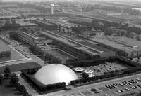 General Motors . Plants  Tech. Center; Aerial
