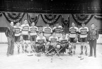 Hockey; Teams; Detroit Olympics. 1930-31 team.
