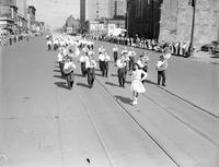 Parades; Labor Day; Detroit