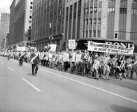 Parades; Labor Day; Detroit. -Carpenters Millwrights Local 1102