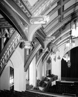 Masons; Detroit; New Temple. with interior views.