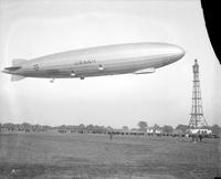 Aero; Dirigibles; Los Angeles in Detroit