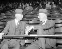 Zeller, Jack; Tiger Baseball Scout. -With; Connie Mack