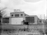 Buhl Aircraft Co. , Factory.