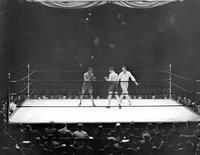 Boxing; Matches; Thompson - Fields