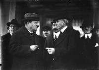 Ford, Henry. with Lord Northcliffe.