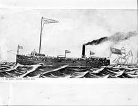 "Steamships - ""Pewabic"""