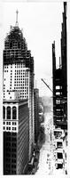 Streets; Griswold; Looking Down on Griswold St. - Showing construction of Penobscot Bldg. - Showing Interiors of Penobscot Bldg. 10/22/28
