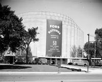 Ford Motor Co. ; Buildings; Rotunda.