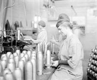Wars; World; 1; Women; Munitions Makers; Maxwell Motor Company