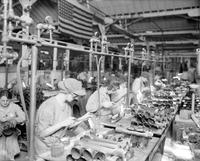 Wars; World; 1; Women; Munitions Makers; American Car & Foundry Plant
