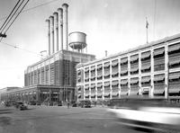 Ford Motor Co. ; plants; Highland Park.
