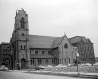 Churches; Evangelical; & Reformed; St. Johns. At Russell & Antietam near Gratiot