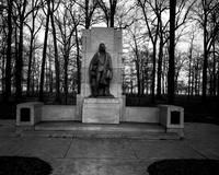 Belle Isle; Monuments & Memorials; James J. Brady.