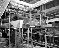 Ford Motors Co. ; Plants; Rouge. Interior.