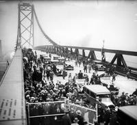 Bridges; Ambassador; Opening, Crowds