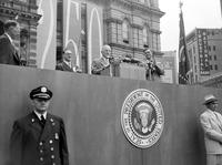 Detroit; History; 250th Birthday; Parade; Parade; Pres. Truman; president; speeches