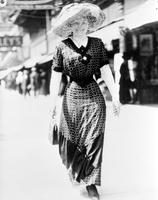 Clothing; Dresses; Old Time On Detroit Streets. Copy. Filed April 1931; approximately 1915.