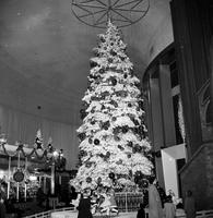 Ford Motor Co. ; Buildings; Rotunda; Christmas Fantasy