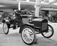 Ford Motor Co. ; History; Autos