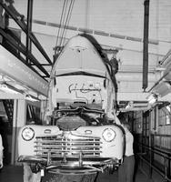 Ford Motor Co. ; Models; 1946 on assembly line
