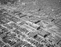 Business Houses; Fisher Body Corp; Dye and Machine Plants; Detroit; Beaubien, Hastings, Harper, Streets