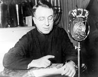 Coughlin, Father Charles E. ; Radio Priest.