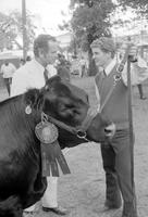 Milliken, William G. ; Governor Of Michigan; Individual. At Michigan State Fair