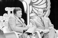 "Ford, William Clay; Ford Motor Company Executive; Owner of Detroit Lions. -With J. P. McCarthy on WDIV ""Meet the Lions"" Show"