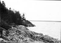 Islands. Isle Royale. Pictured Rocks