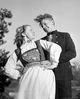 Foreign Colonies;Norwegian. dancers.