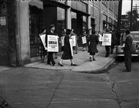 Picketing; Detroit