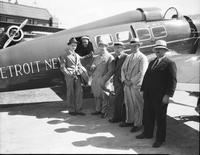 Scripps, William; Groups. National Air Races. Cleveland