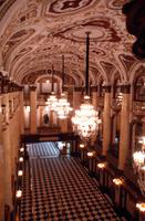 Michigan Theater; Interiors