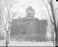 Michigan; Cities; Alpena . Buildings. Courthouse
