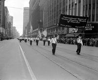 Parades; Labor Day; Detroit. -A. F. L. Cooks' Union