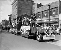 Parades; prohibition; beer parade