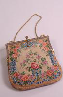 Petit-point Handbag